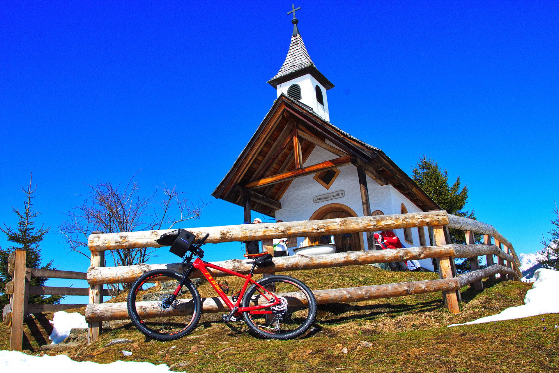 Casa Alpina Goldegg - Biken