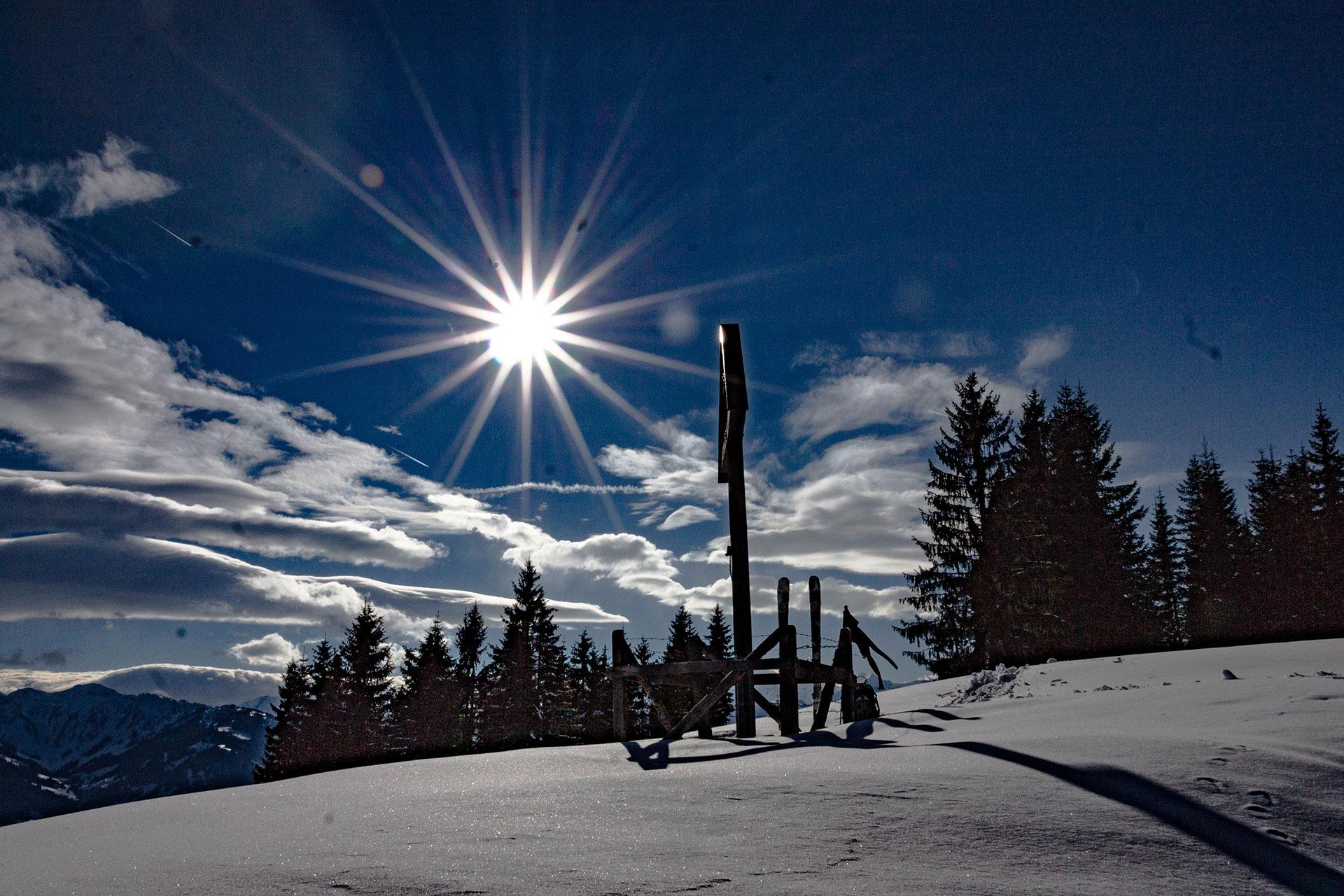 Casa Alpina Goldegg - Winterwandern